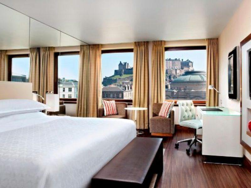 Sheraton Grand Hotel & Spa Edinburgh, King Room